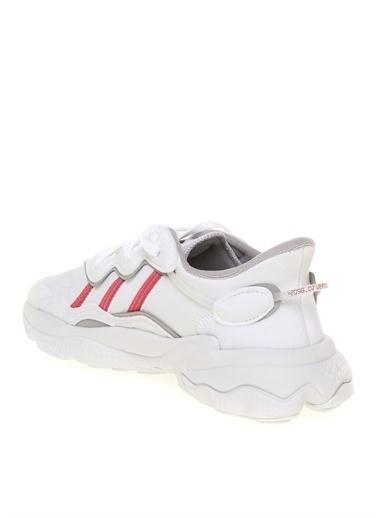 adidas Adidas H04260 Ozweego W Beyaz Pembe Kadın Lifestyle Ayakkabı Renkli